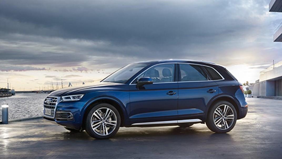 Audi Q5 2020 Exterior 004