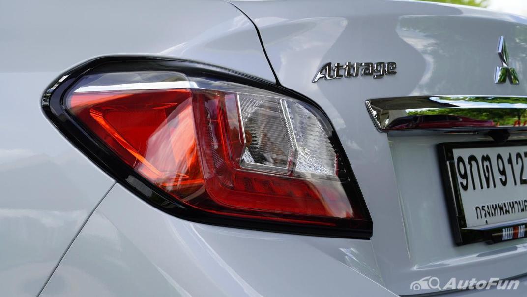 2020 1.2 Mitsubishi Attrage GLS-LTD CVT Exterior 031