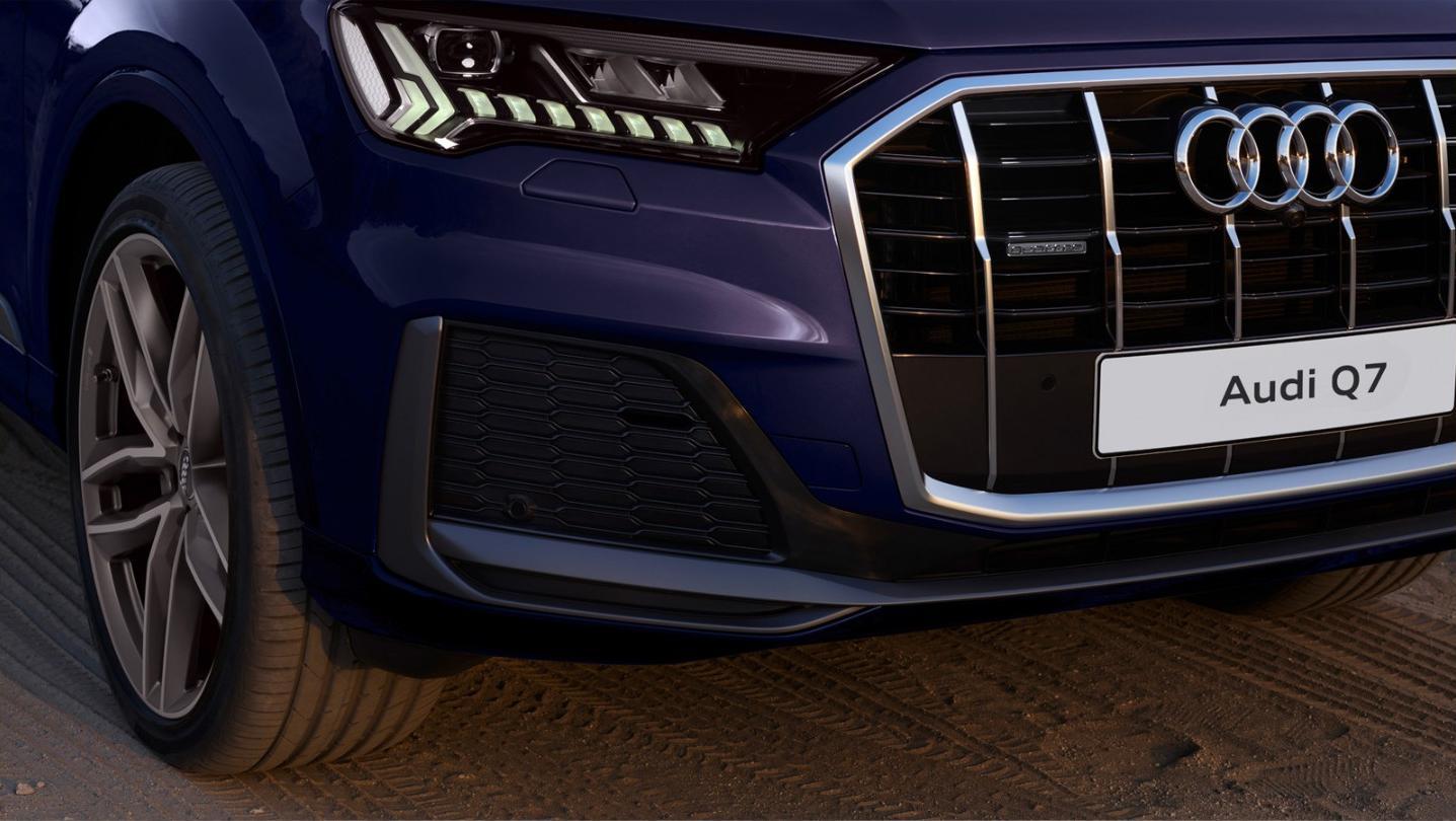 Audi Q7 2020 Exterior 005