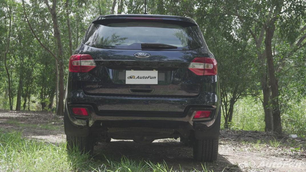 2021 Ford Everest 2.0L Turbo Titanium 4x2 10AT - SPORT Exterior 005