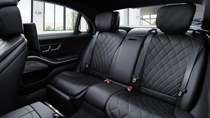 2021 Mercedes-Benz S-Class S 350 d Exclusive Interior 010