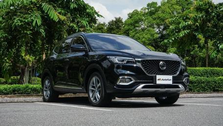 2021 MG HS 1.5 Turbo X ราคารถ, รีวิว, สเปค, รูปภาพรถในประเทศไทย | AutoFun