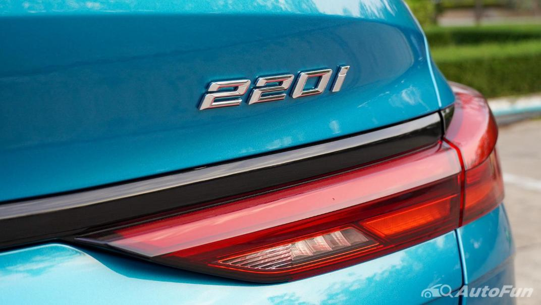 2021 BMW 2 Series Gran Coupe 220i M Sport Exterior 025