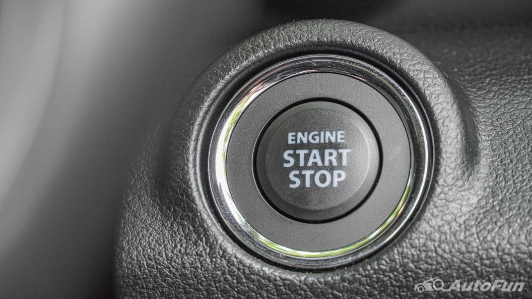 2020 1.5 Suzuki XL7 GLX Interior 009