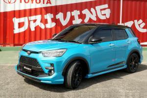 2021 Toyota Raize เปิดตัวอินโดนีเซีย ได้เทอร์โบ และ Safety sense คาดขายไทยราคา 700,000 บาท