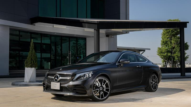 Mercedes-Benz C200 Coupe AMG Dynamic (2020 เมอร์เซเดส-เบนซ์ ซี200 คูเป้)