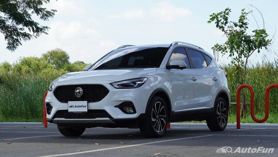 2020 MG ZS 1.5L X Plus Exterior 001