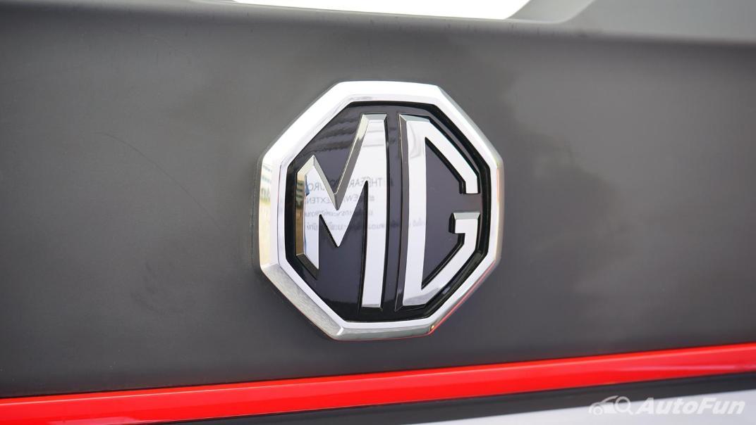 2021 MG Extender Exterior 013