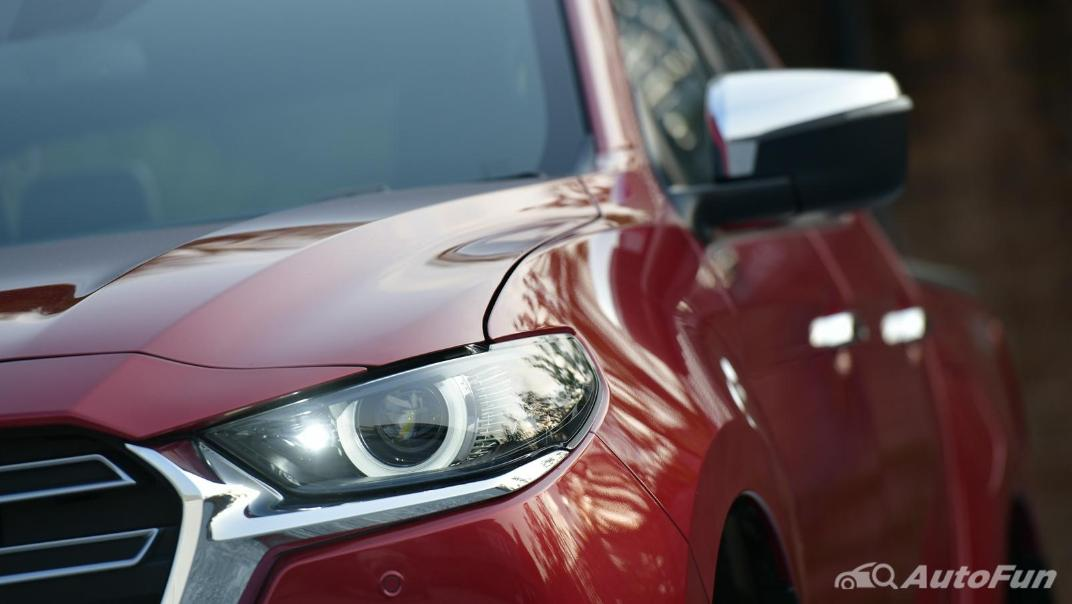 2021 Mazda BT-50 Pro Double Cab 1.9 SP Hi-Racer Exterior 005