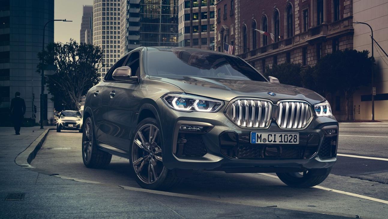 BMW X6 2020 Exterior 001