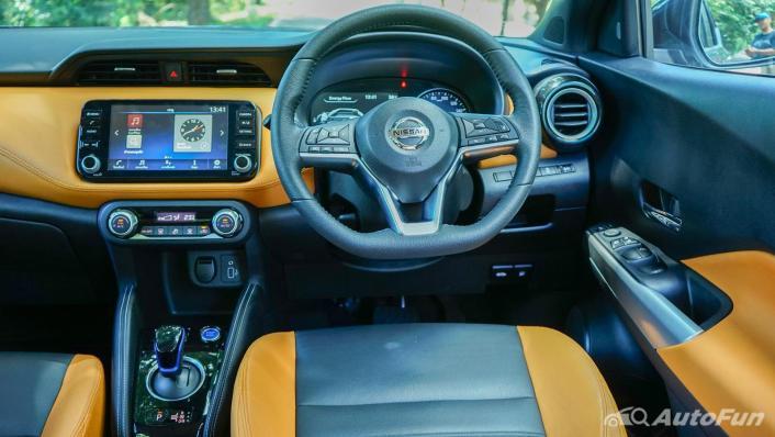 2020 1.2 Nissan Kicks e-POWER S Interior 003
