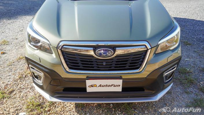 2020 Subaru Forester 2.0i-S EyeSight GT Exterior 009