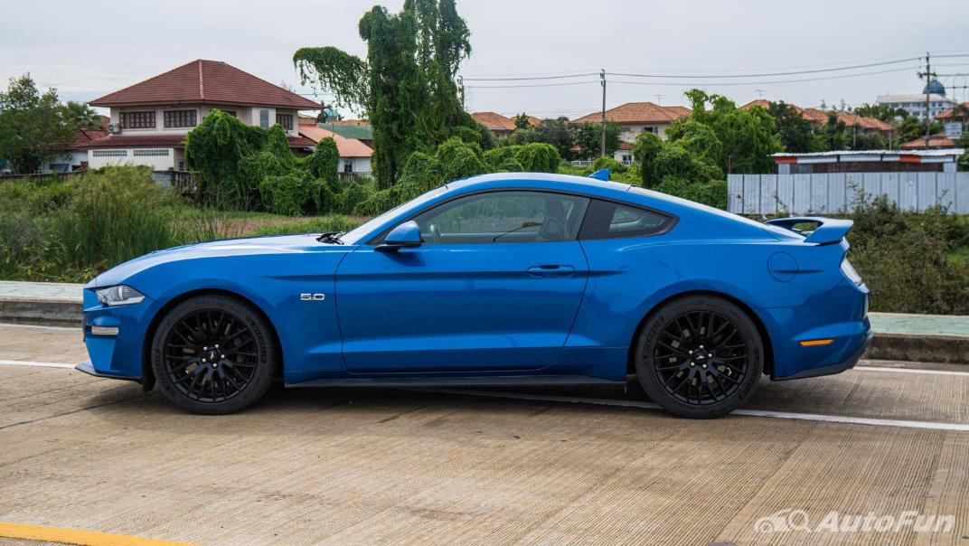 2020 Ford Mustang 5.0L GT Exterior 007