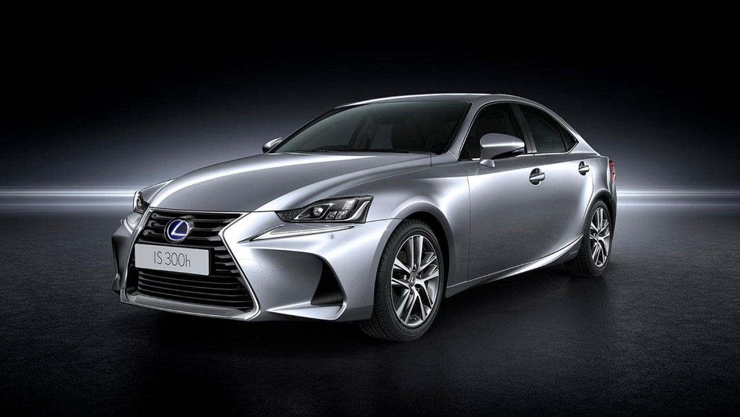 Lexus IS 2020 Exterior 022