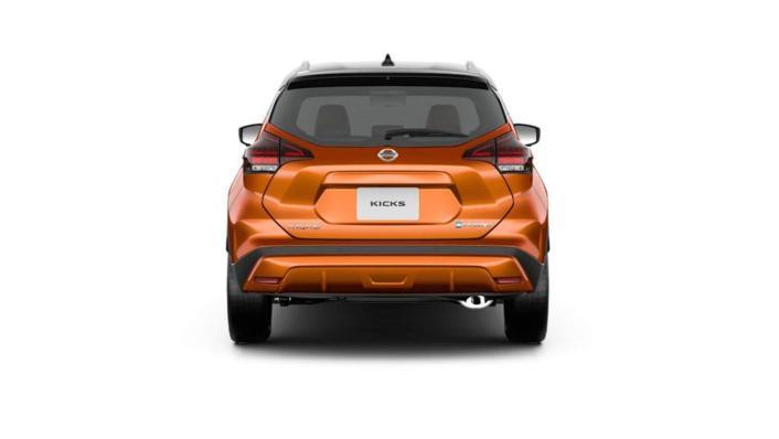Nissan Kicks 2020 Exterior 005