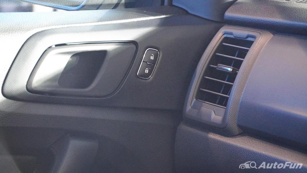 2021 Ford Ranger XL Street Interior 015