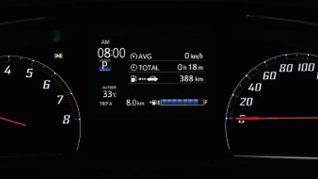 Toyota Sienta 2020 Interior 005