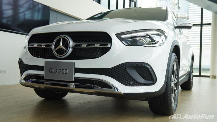 2021 Mercedes-Benz GLA-Class 200 Progressive Exterior 004