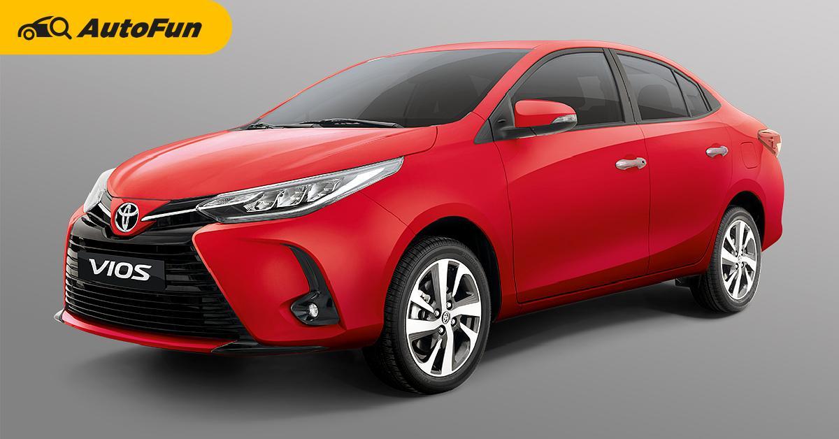 Toyota Vios 2020 เปิดตัวแล้วในฟิลิปปินส์ คาด Toyota Yaris ATIV ในไทยก็จะใช้หน้าตานี้ เปิดตัวสิ้นปีนี้ 01