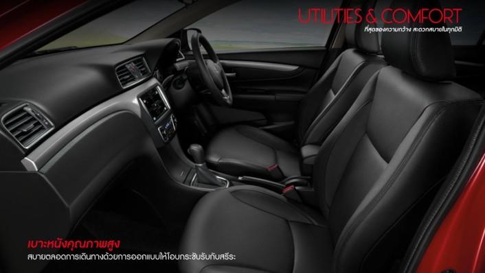 Suzuki Ciaz 2020 Interior 006