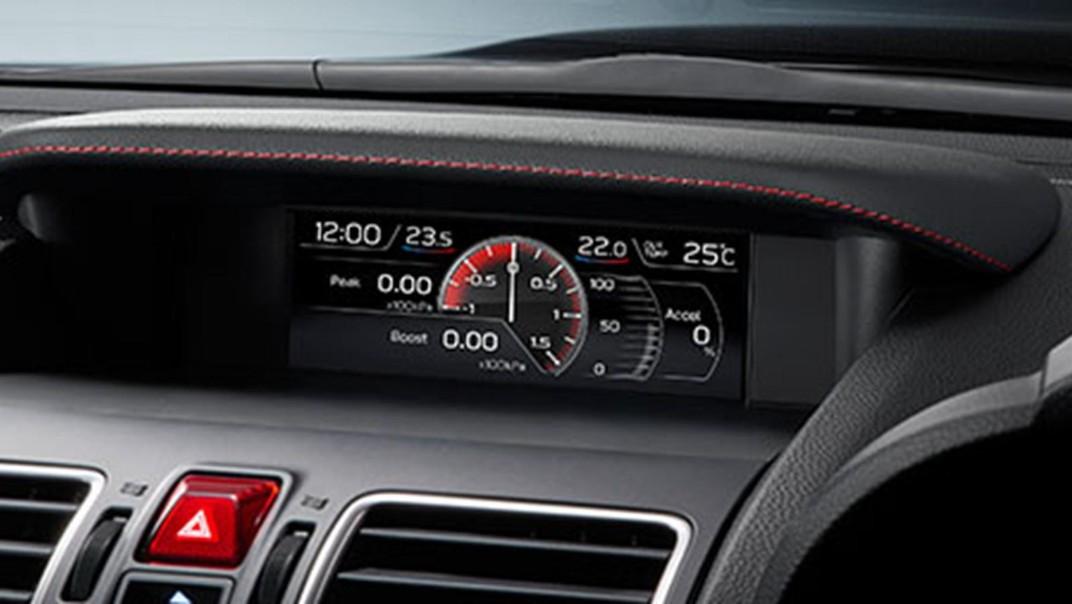 Subaru WRX-STI 2020 Interior 003