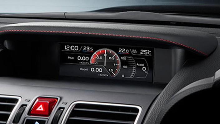 Subaru WRX-STI Public 2020 Interior 003