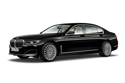 2020 6.6 BMW 7 Series Sedan M760Li xDrive