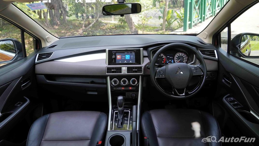 2020 1.5 Mitsubishi Xpander Cross AT Interior 001