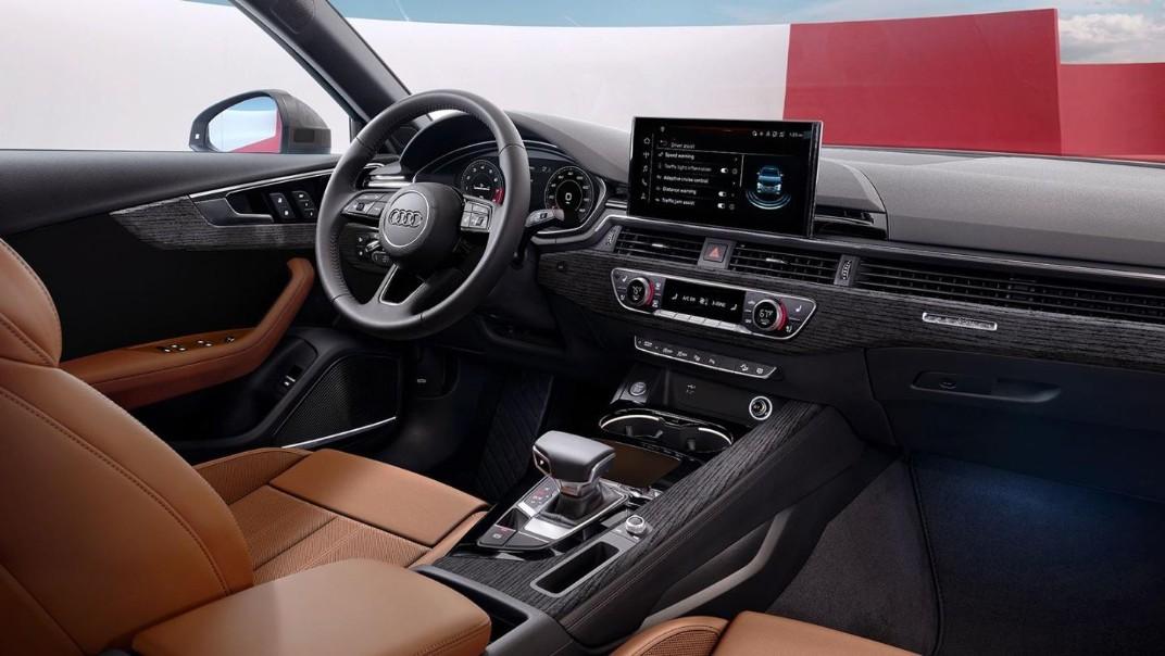 Audi A4 Avant 2020 Interior 001