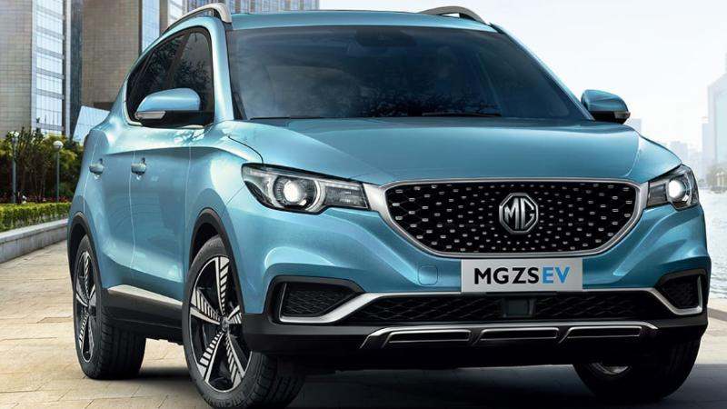 2021 New MG EP กับค่าตัว 988,000 บาท มีรถพลังงานทางเลือกรุ่นอื่นใดอีกบ้าง? 02