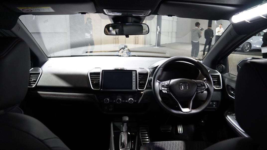 2021 Honda City e:HEV RS Interior 089