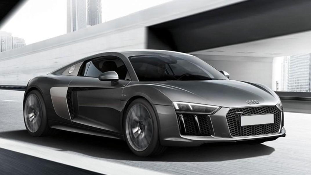 Audi R8 2020 Exterior 017