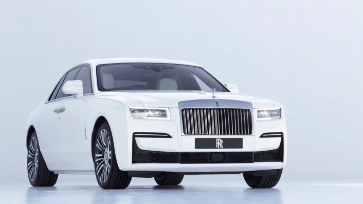 2021 Rolls-Royce Ghost Extended Exterior 005