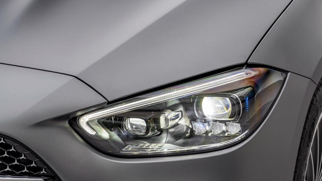 2021 Mercedes-Benz C-Class W206 Upcoming Version Exterior 015