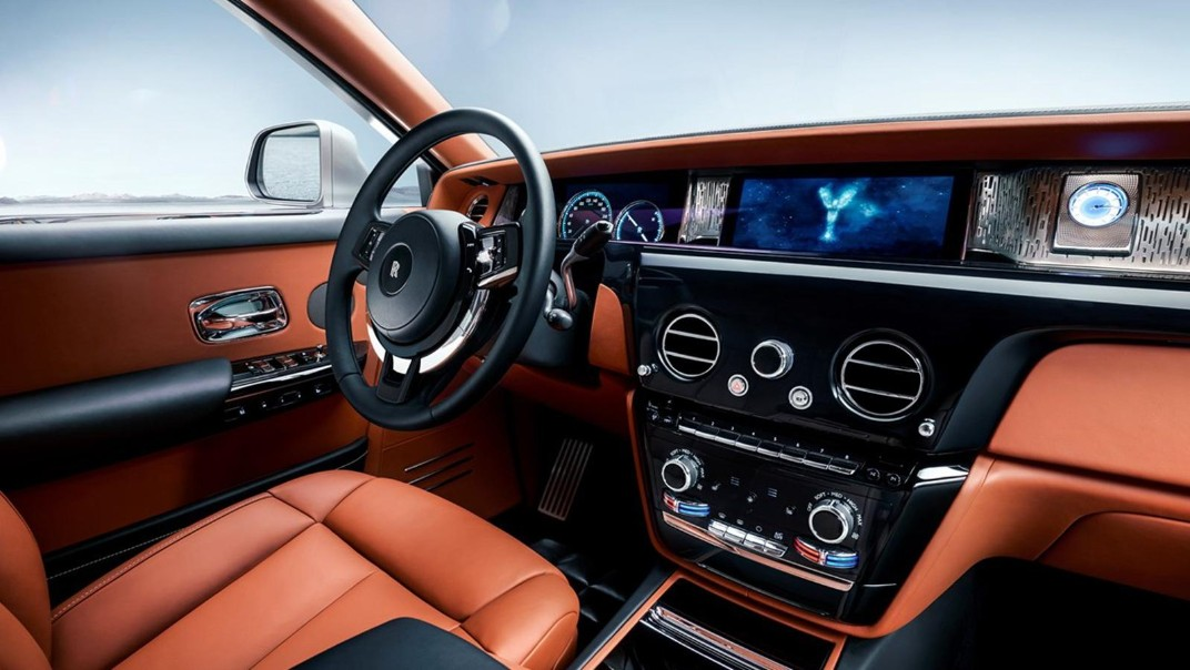 Rolls-Royce Phantom Public 2020 Interior 004