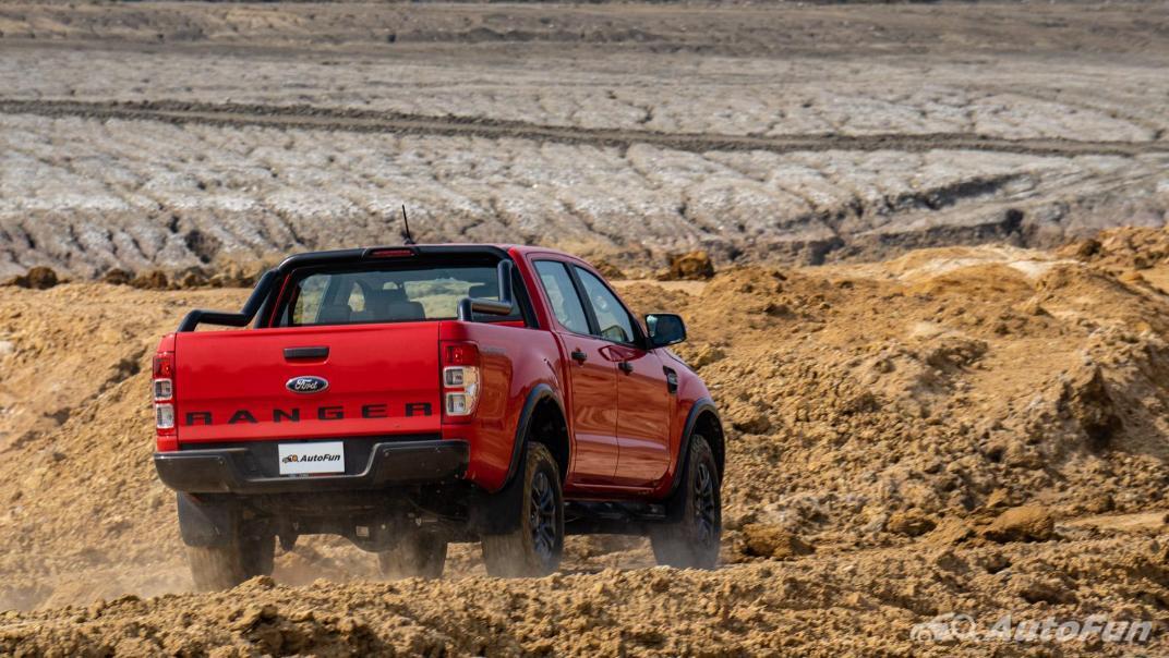 2021 Ford Ranger FX4 MAX Exterior 045