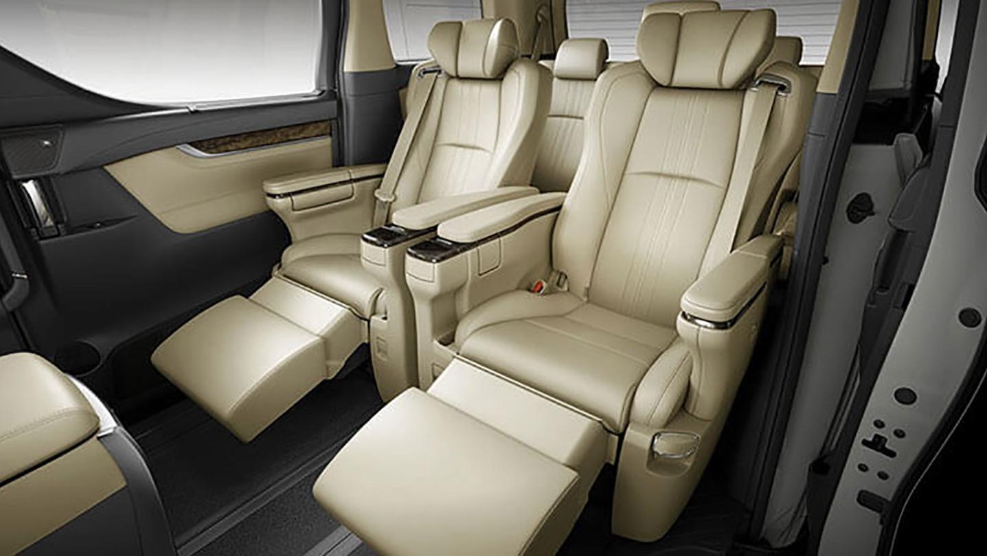 Toyota Alphard 2020 Interior 012
