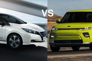 Kia Soul EV 2020 ปะทะ Nissan Leaf รถพลังไฟฟ้าคันไหนคุ้ม!