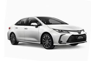 เปิดตัว 2021 Toyota Corolla Altis ใหม่ เพิ่มรุ่น 1.8 Sport เคาะค่าตัวไม่ถึงล้าน