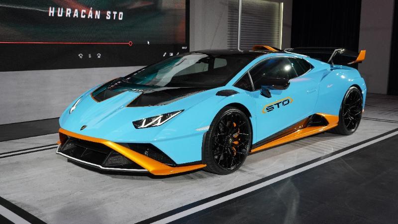 ชมคันจริงในไทย 2021 Lamborghini Huracan STO เล็ก-แรง-เบา เปิดราคา 29.99 ล้านบาท 02
