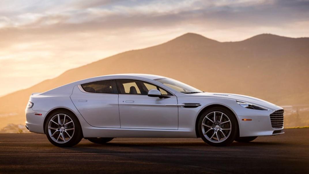 Aston Martin Rapide S 2020 Exterior 007