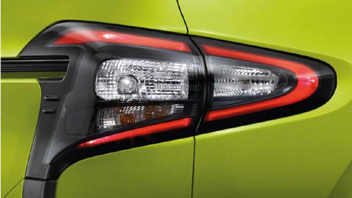 Toyota Sienta 2020 Exterior 008
