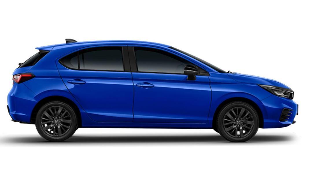 2021 Honda City Hatchback e:HEV RS Exterior 074