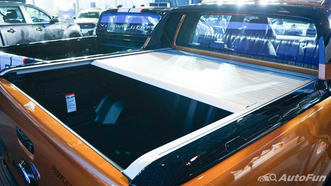 2021 Ford Ranger Wildtrak Exterior 025