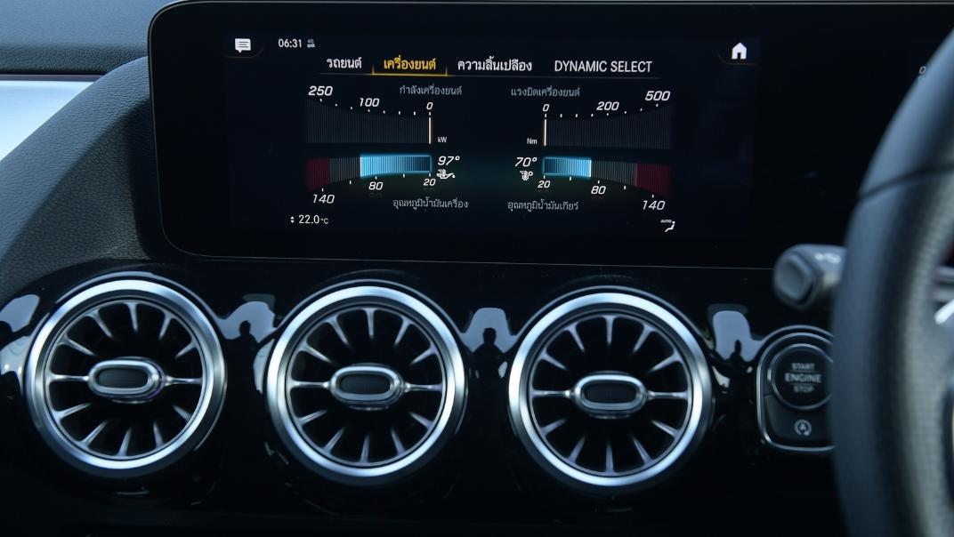 2021 Mercedes-Benz GLA-Class 35 AMG 4MATIC Interior 052