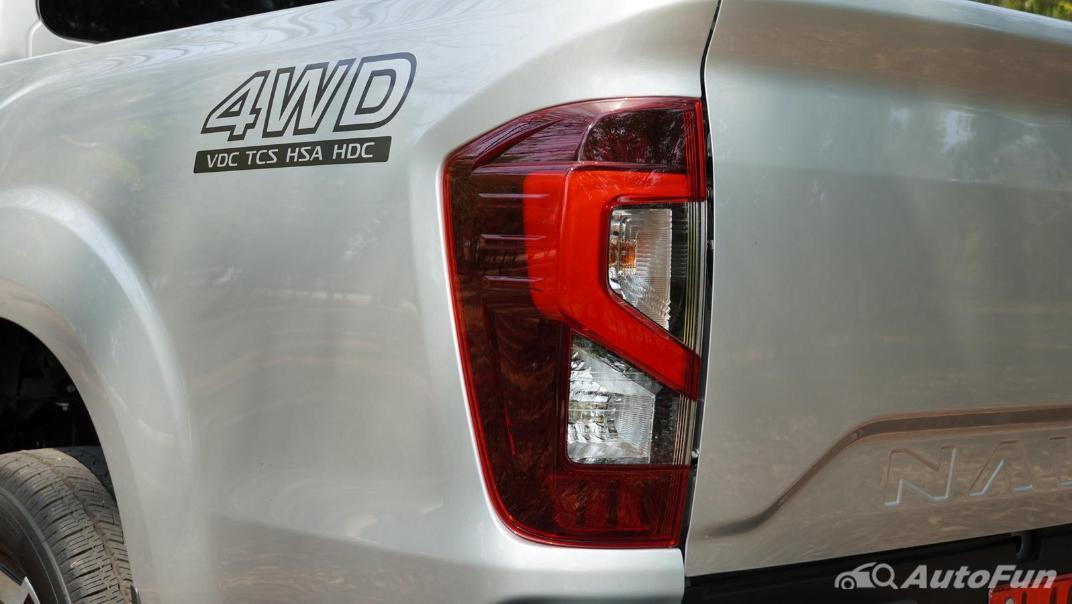 2021 Nissan Navara Double Cab 2.3 4WD VL 7AT Exterior 039