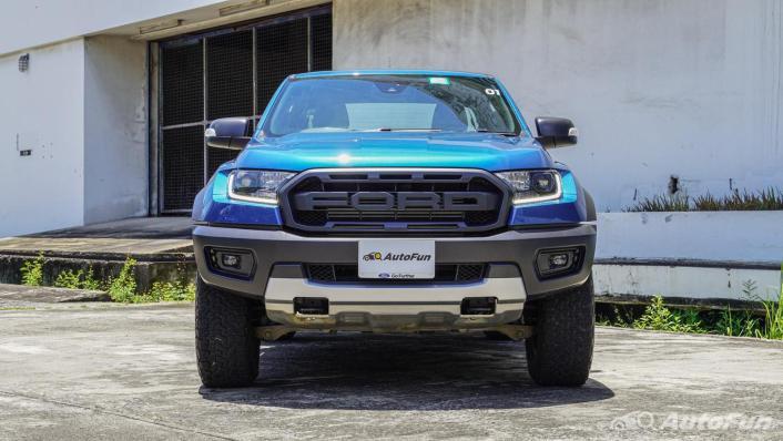 Ford Ranger Raptor 2.0L EcoBlue Exterior 002