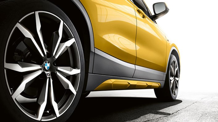 BMW X2 2020 Exterior 007