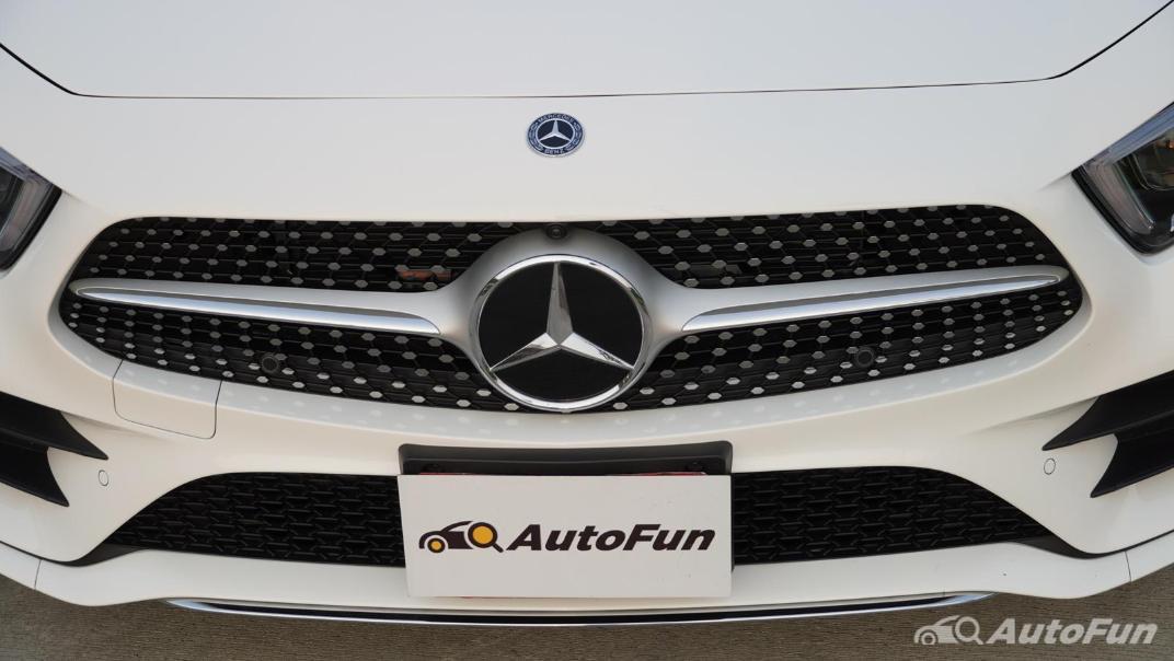 2021 Mercedes-Benz CLS 220 d AMG Premium Exterior 013