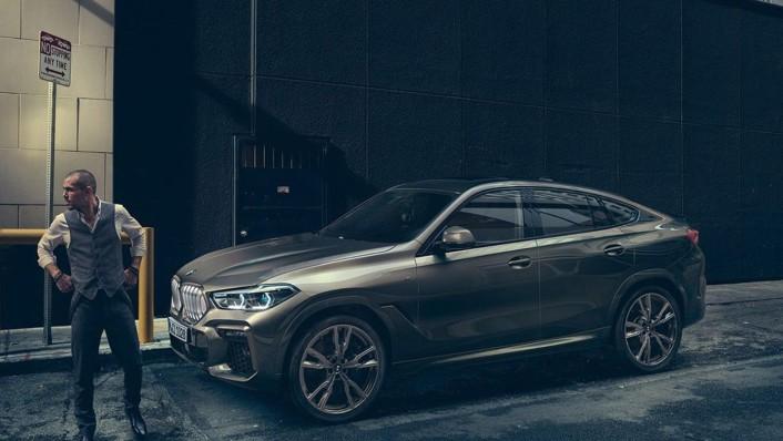 BMW X6 2020 Exterior 002